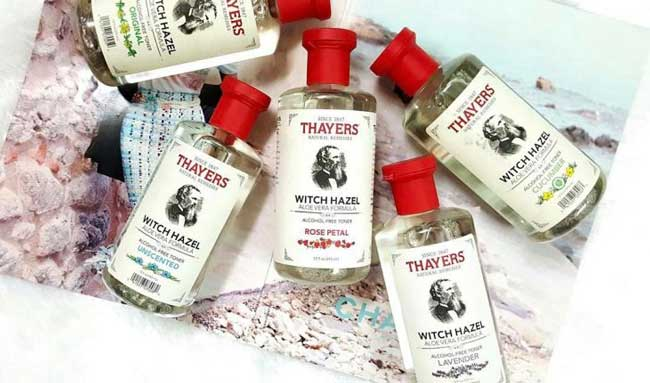 review toner thayers